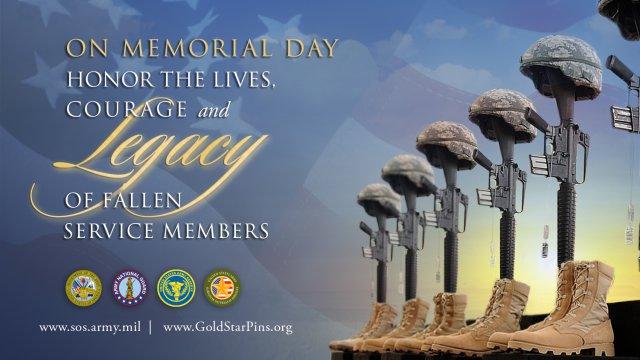 Memorial Day | AprilNoelle.com