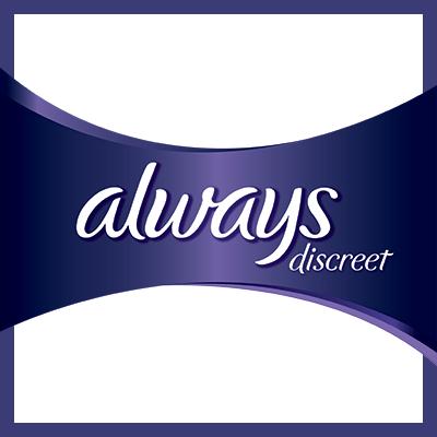 Always Discreet | Best Bladder Leak Products | AprilNoelle.com