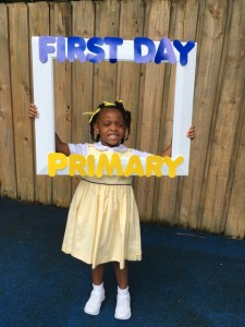 First Day | AprilNoelle.com