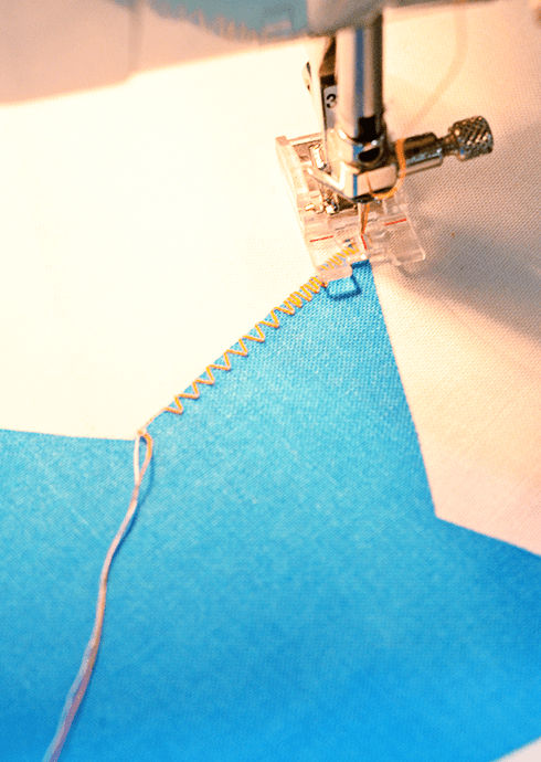 how to sew machine