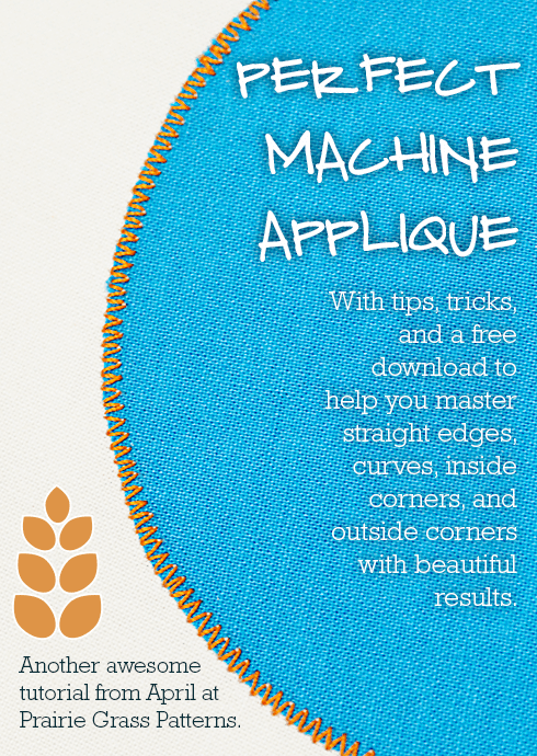 PerfectMachineApplique