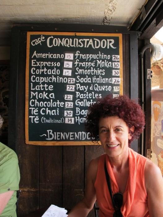 Christiane Conquistador!