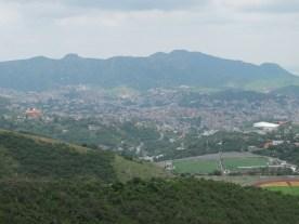 we drove from Guanajuato to San Miguel de Allende
