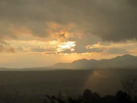 we drove home to Guanajuato