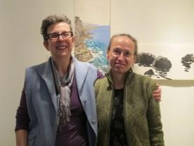 Elizabeth Forrest and April Vollmer