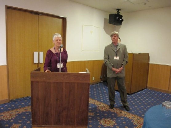 Introductions by Karen Kunc and Kari Laitinen