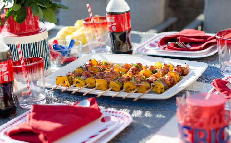 #shop , #icecoldsummermoments , barbecue chicken kabobs , target, collective bias