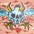 Graffiti pipiteschio