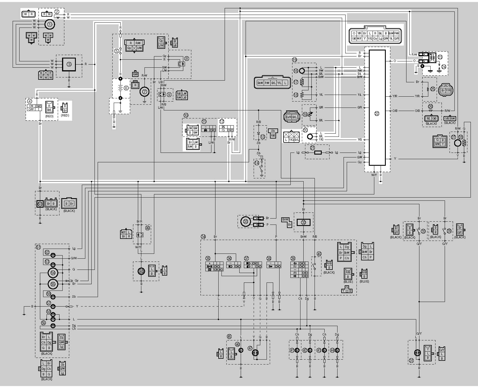 Tekonsha Charger Wiring Diagram