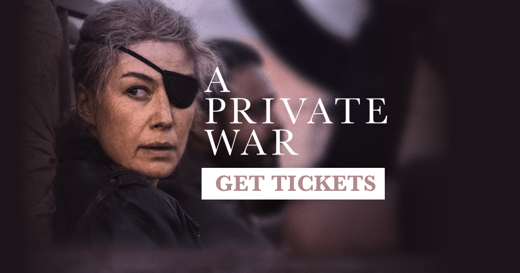 A Private War | Aviron Pictures