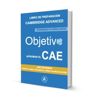 Lista de Adverbios - Nivel C1 Cambridge Advanced CAE