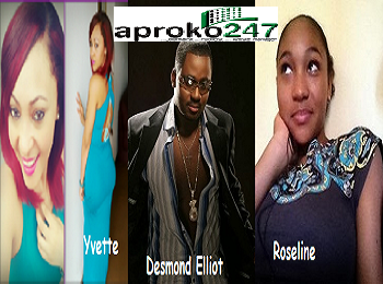 Desmond Elliot In Romance Mess With 2 Sisters