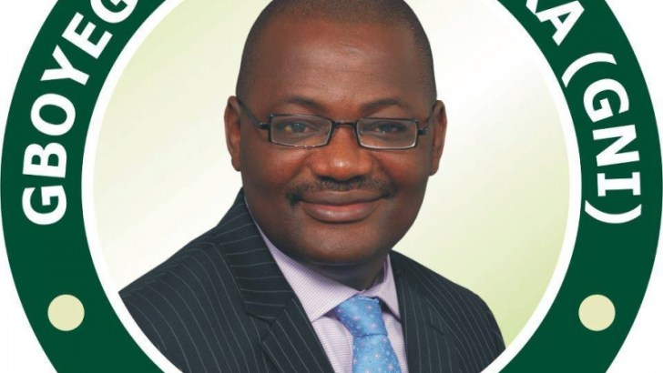 GNI Warns Amosun, 'Stop Removing My Posters'