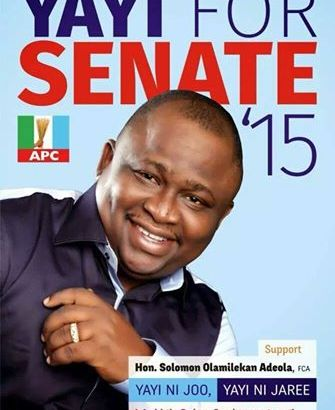 Lawmaker Decries Use Of Violence As Campaign Strategy