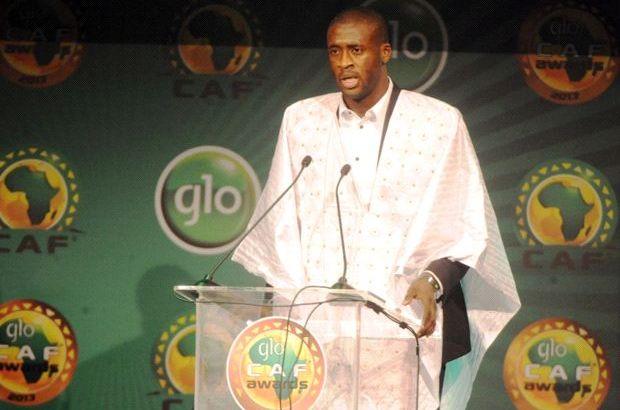 Toure Wins 4th African Footballer Award