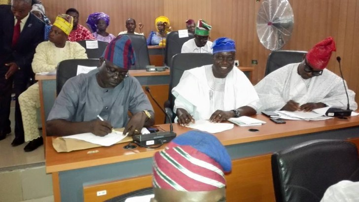 Ekiti Assembly Inauguration In Pictures