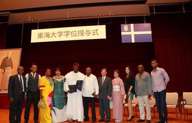 Student Gets Scholarship From Akwa Ibom Gov