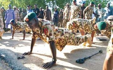 'Pot-Bellied' Army Officers Get Dec. 15 Deadline