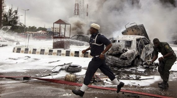 Female Bomber Kills 7 In Maiduguri