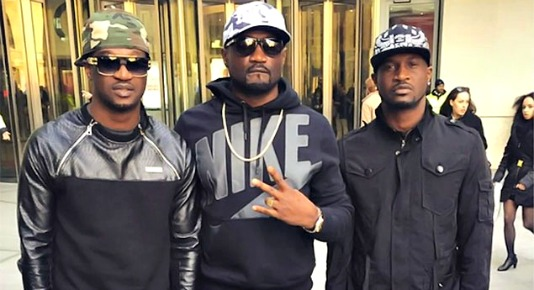 Jude Okoye Resigns As P-Square Manager