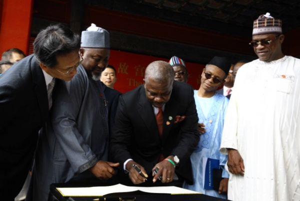 Amosun Pulls $1.2b Chinese Investment To Ogun