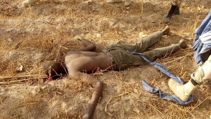 Army Kill 4 In Cattle Rustlers Camps' Raid