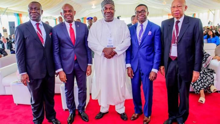 Elumelu Pledges Investment In Eastern Nigeria