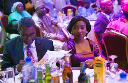 Wofai Samuel Glows At Vanguard 2016 Awards