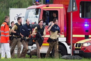 FG Offers To Help Capture Munich Horror Shooters