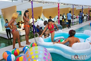 Photos From Quilox Ultra Pool Party