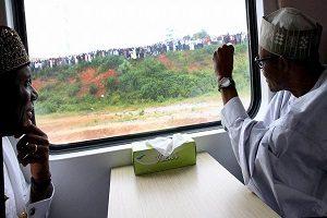 train amaechi