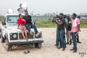 Dr Sid Shoots First Music Video As Director
