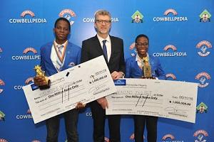 Cowbellpedia Winners Reveal Methods, Tactics To Beat Maths Phobia