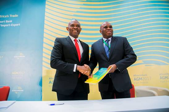 Elumelu Praises Afreximbank, Urges Other DFIs to Back African Businesses