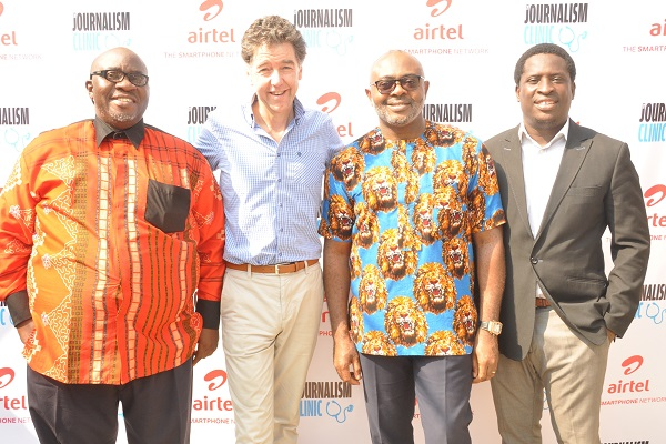 Airtel Reaffirms Commitment to Supporting Nigerian Journalists