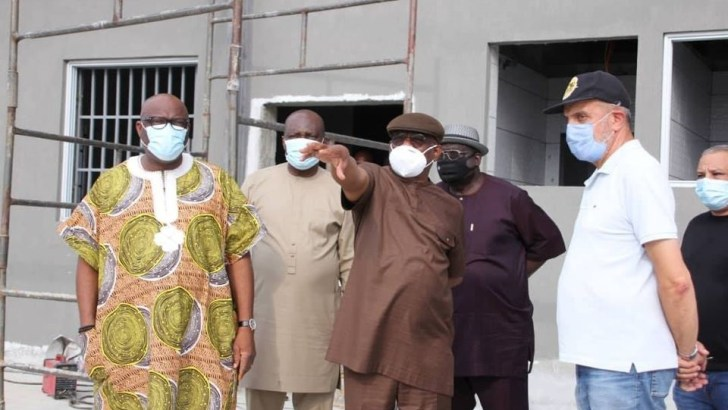 Wike: Funding of Projects Not Problem in Rivers