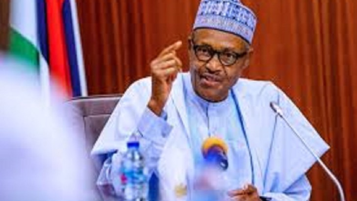 It's In Interest Of Youths To Keep Peace, Says President Buhari