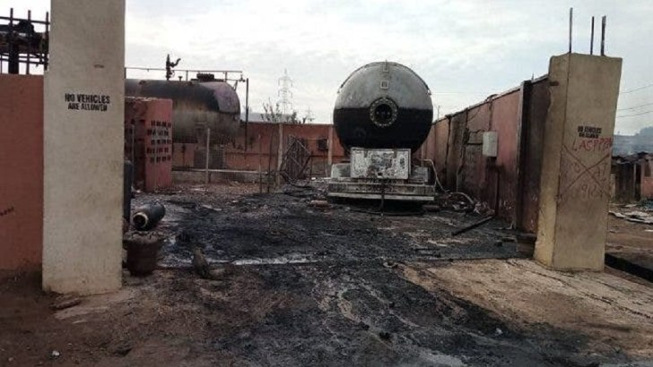 Five Dead, Several Injured As Gas Explosion Rocks Baruwa Community In Lagos