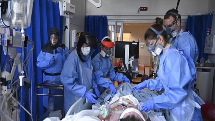 UK's COVID-19 Death Toll Passes 50,000