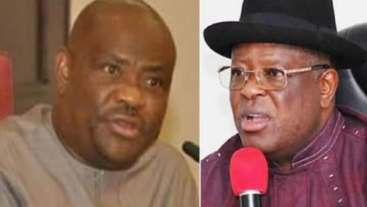 Umahi Defected to APC to Become Nigeria's President—Wike