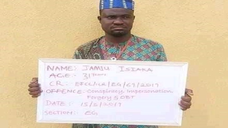 How Herbalist Who Impersonated Femi Adesina, GMD NNPC, Built Houses In Ilorin – EFCC