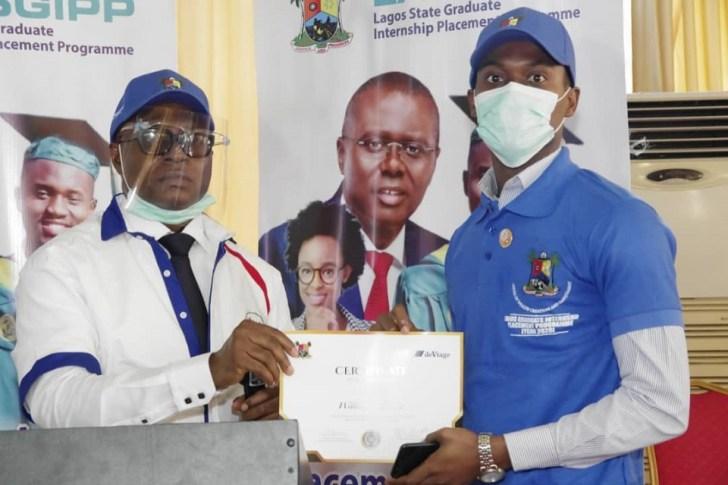 Lagos Graduate Internship