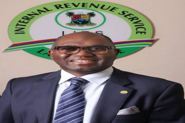 Executive Chairman, Lagos State Internal Revenue Service (LIRS), Mr. Ayodele Subair