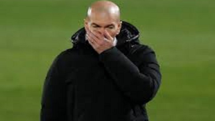 Zinedine Zidane Leaves Real Madrid for Second Time as Manager