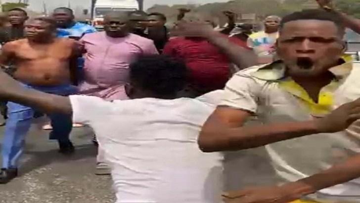 DSS, Police Attempt To Arrest Sunday Igboho