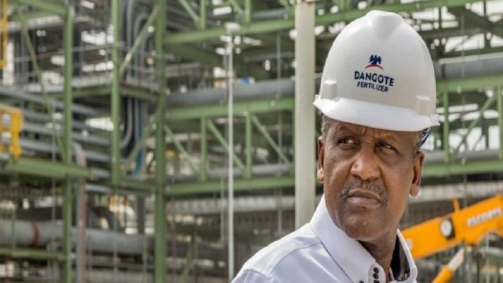 Dangote Cement To Pay Over N97bn In Corporate Tax For 2020