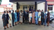 Nursing and Midwifery Council of Nigeria Accreditation Team Visits LASUTH