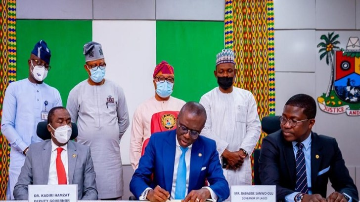 Sanwo-Olu Approves 21-Year Jail Term For Cultists, Signs Anti-Cultism Bill Into Law