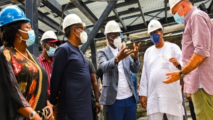 Sanwo-Olu Thanks Dangote, Excited Over Refinery, Fertiliser Progress, Impact