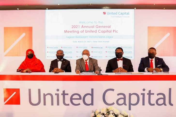 United Capital AGM meeting